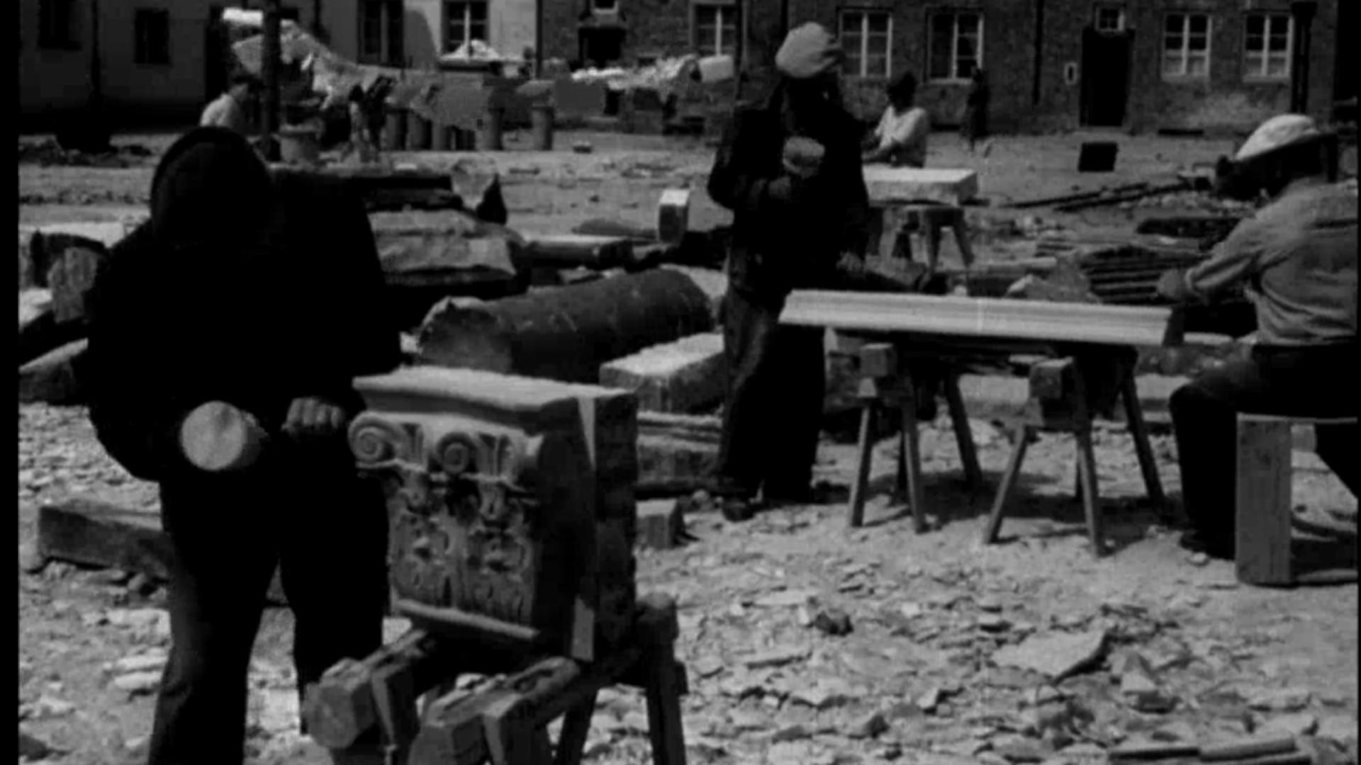 odbudowa starówki gdańskiej1