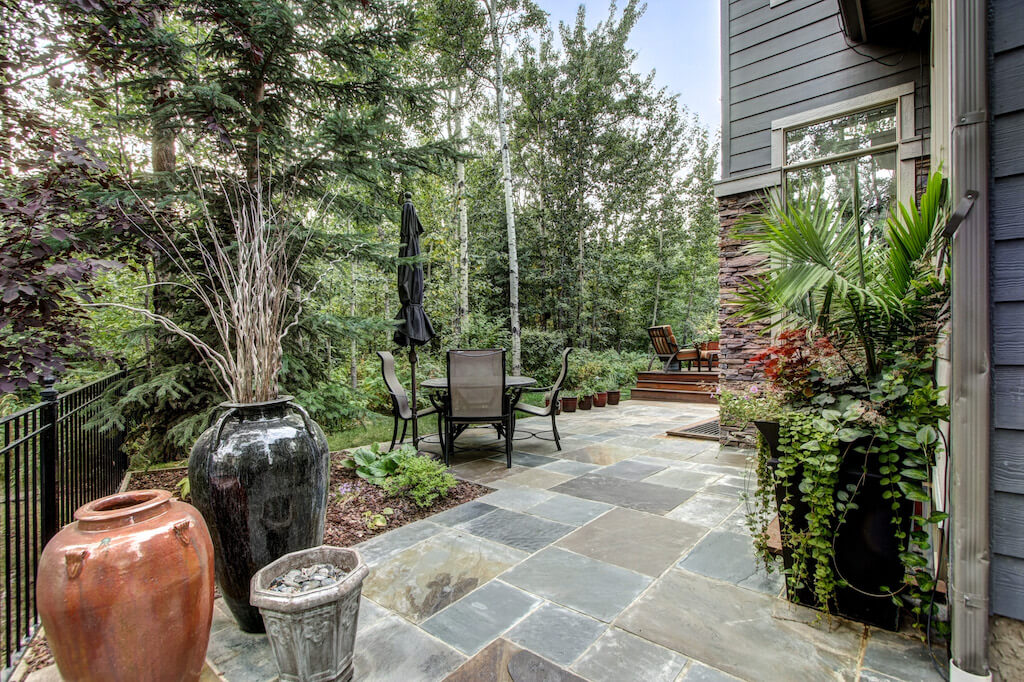 Paving-stone-patio-40-Wentwillow-lane-SW-west-springs-real-estate-for-sale-plintz-Realtor-calgary-sothebys-Luxury