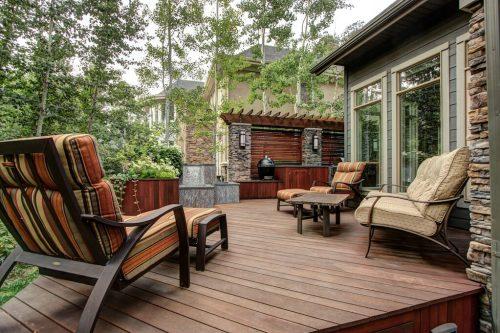 Backyard-deck-40-Wentwillow-lane-SW-west-springs-real-estate-for-sale-plintz-Realtor-calgary-sothebys-Luxury