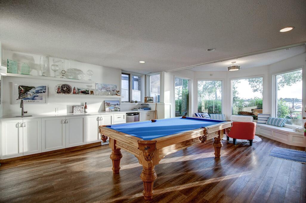 Games-room-chestermere-lakefront-home-for-sale-realtor-plintz