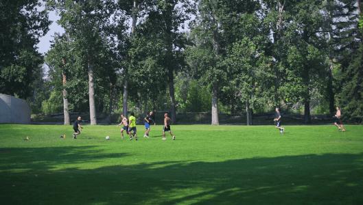 riverside-park-Eau-Claire-Calgary-Plintz-Real-Estate-Bow-River-Condos-Riverfront
