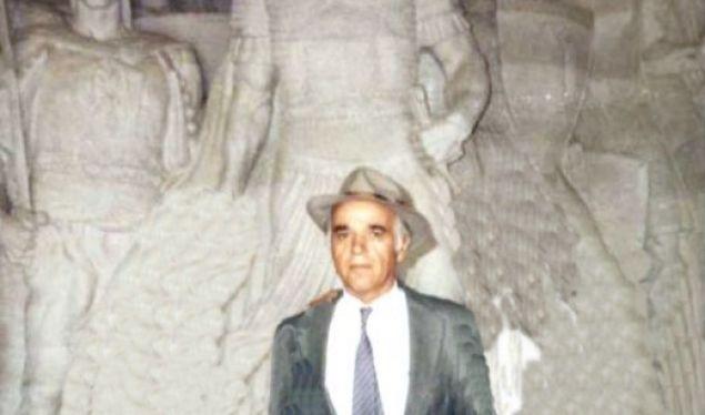 Prof. Hazir Shala në Muzeun e Skënderbeut në Krujë