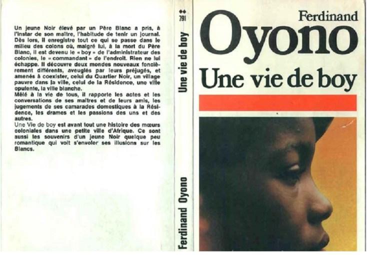 Oyono, Un vie de boy