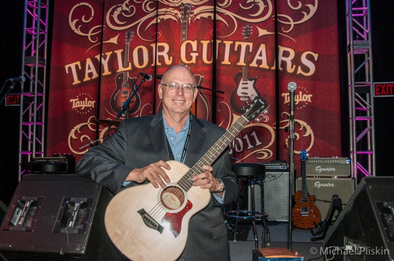 Bob Taylor, Founder and President of Taylor Guitars