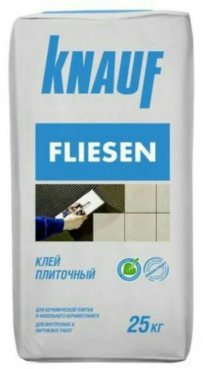 Colla per piastrelle Knauf Fliesen