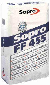 Colla per piastrelle Sopro 450