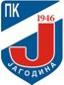 Знак пливачког клуба Јагодина из Јагодине