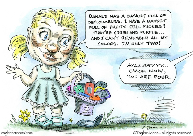 hillary-deplorables-and-cell-phones