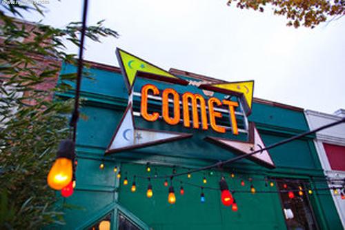 Comet Ping Ping