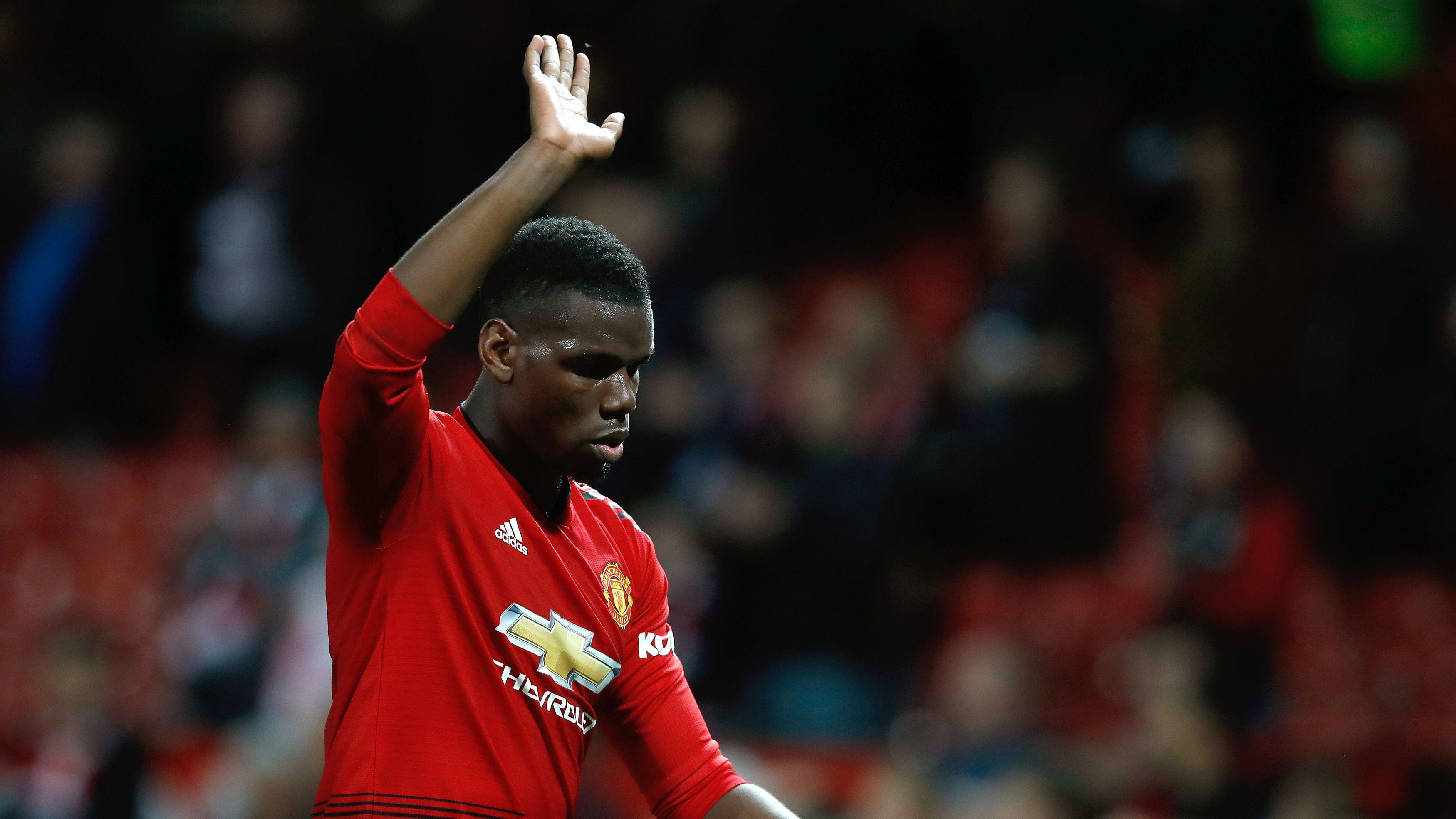 Pogba forlater Man Utd