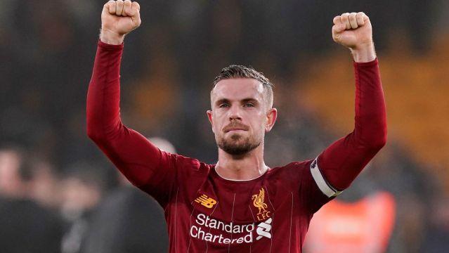 Henderson kåret til årets spiller