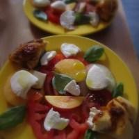 Italiaanse zomersalade
