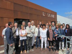 Juin, exposition d'artistes locaux à la Halle Raphalen