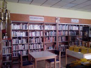 Les livres à la Médiathèque de Plonéour-Lanvern