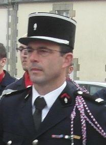 Lieutenant Johann RIOUAL