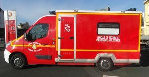 véhicule de secours et assistance aux victimes - janvier 2017