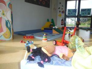 Ateliers d'éveil petite enfance