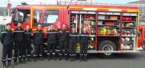 FPTSR et l'équipe de garde en octobre 2016