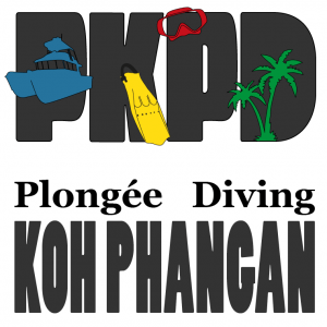 Logo du centre Plongée Koh Phangan Diving