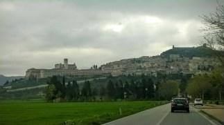 U podnóża Asyżu/ dai piedi di Asissi
