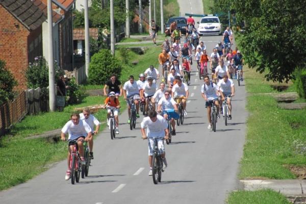 """Najava """"Giro di Liberta 2015"""""""