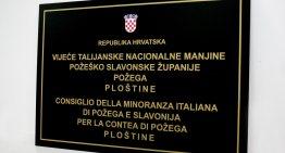 Konstituirajuća sjednica Vijeća tal.nac.manj. Požeško-slavonske županije