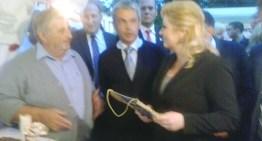 """Štand ZT """"Liberta"""" na Lipovljanskim susretima 2015"""