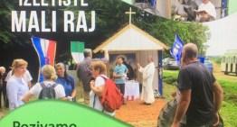 Mali raj – Sveta Misa i zajedničko druženje u izletištu