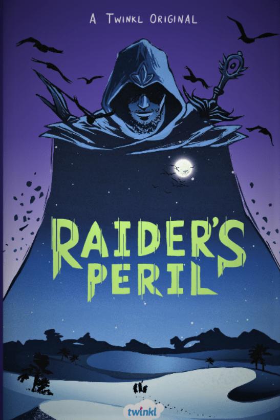 Minecraft Raider's Peril Challenge