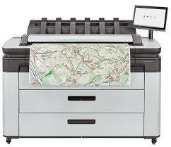 HP DesignJet XL 3600 Front