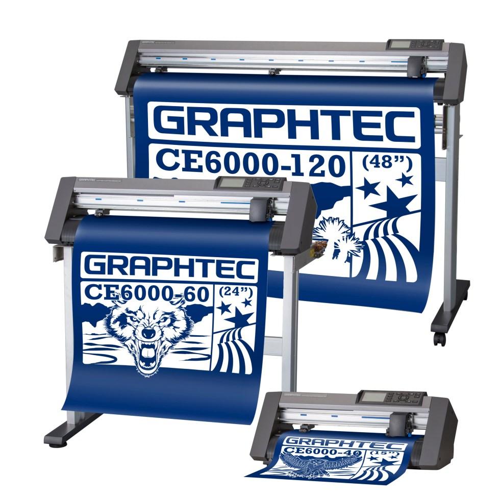Graphtec CE6000 Group