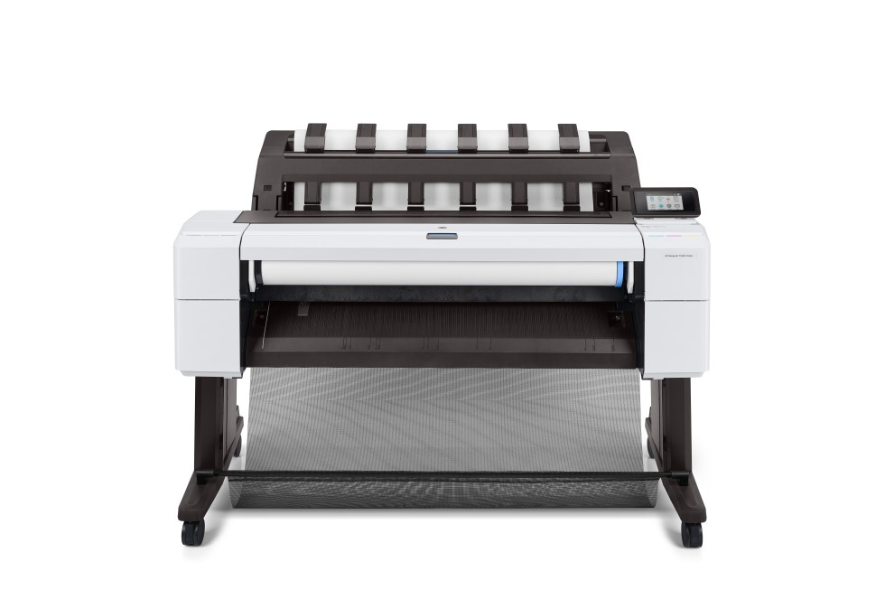 HP Designjet T1600 Front