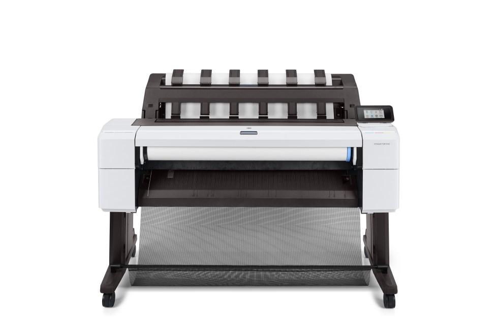 HP Designjet T1600 Front