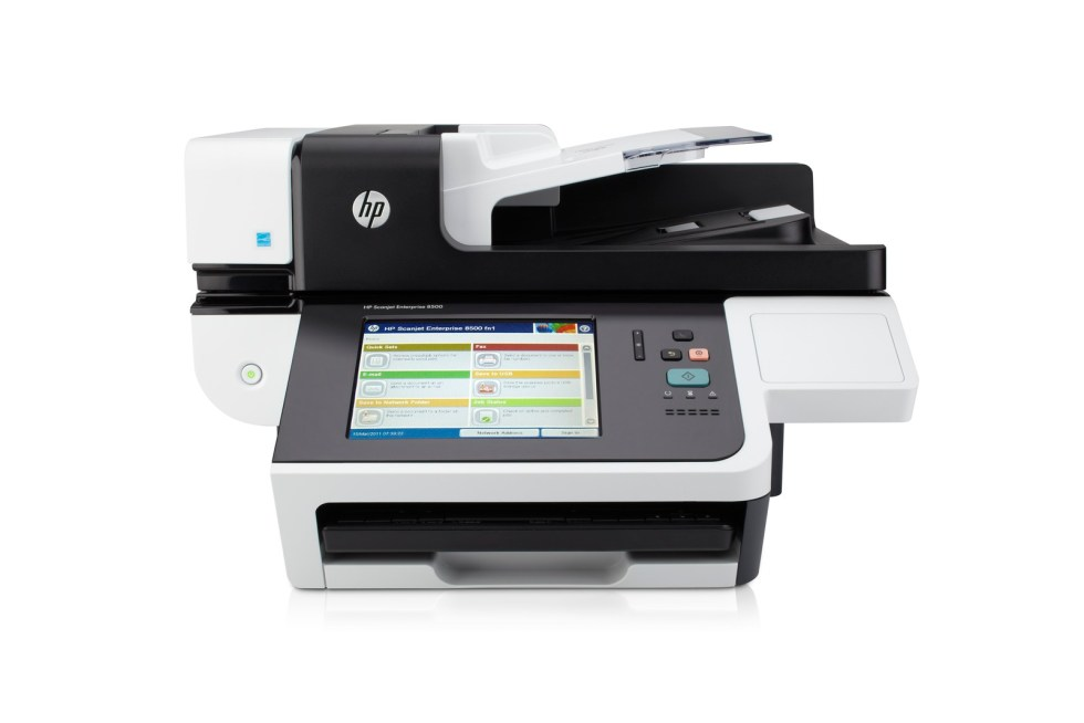 HP Scanjet 8500 fn1 Front
