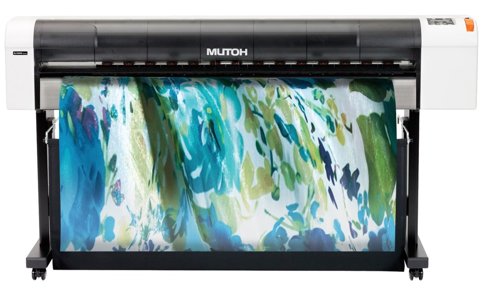 Mutoh RJ900X Front