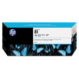 HP 81 Light Cyan Original Ink Cartridge