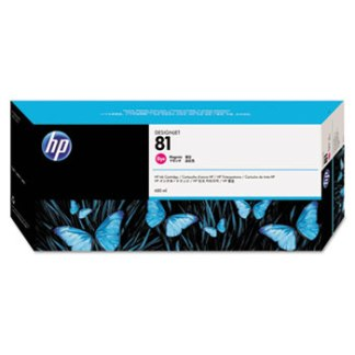 HP 81 Magenta Original Ink Cartridge