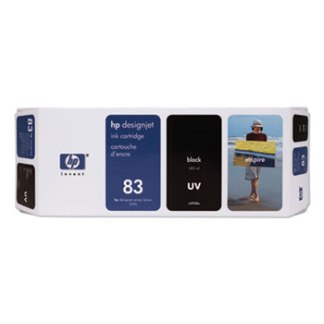 HP 83 UV Black Original Ink Cartridge