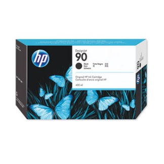 HP 90 Black Original Ink Cartridge