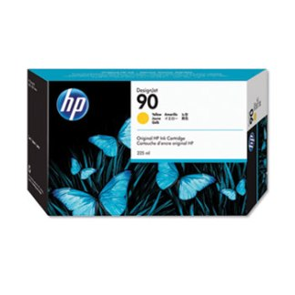 HP 90 Yellow Original Ink Cartridge