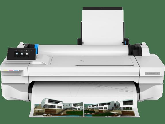HP T125 Printer