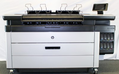 Used HP PageWide XL 5000 – SN:Q004