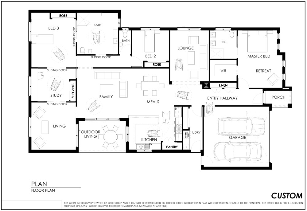 Small Handicap Accessible Home Plans