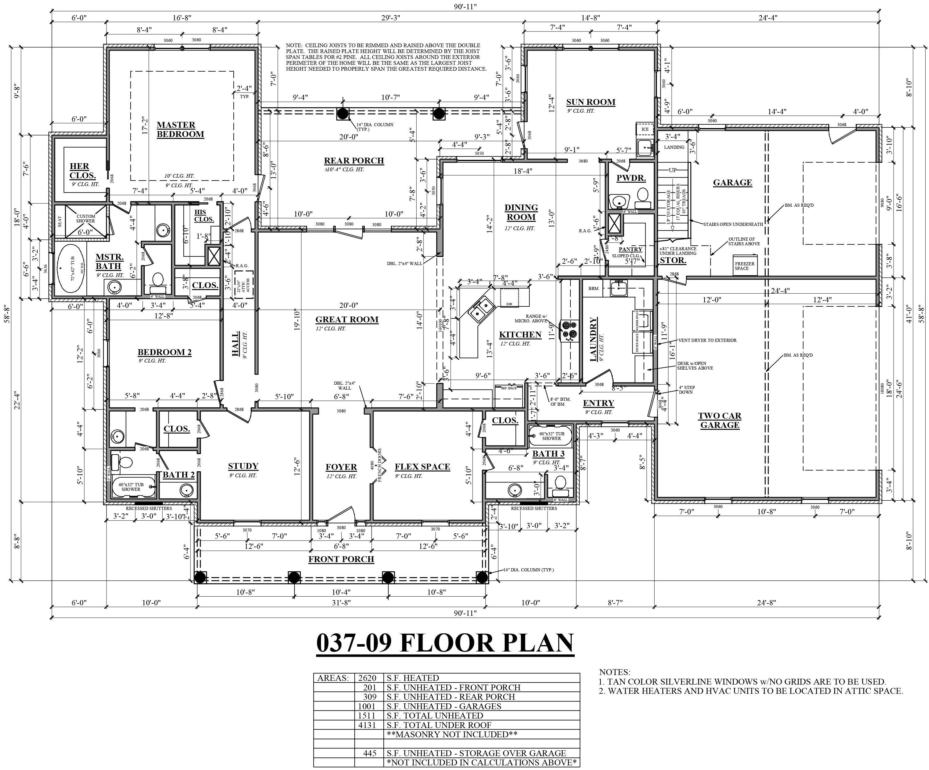 Chief Architect Home Plans