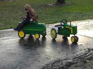 Problem solving Little Farmer