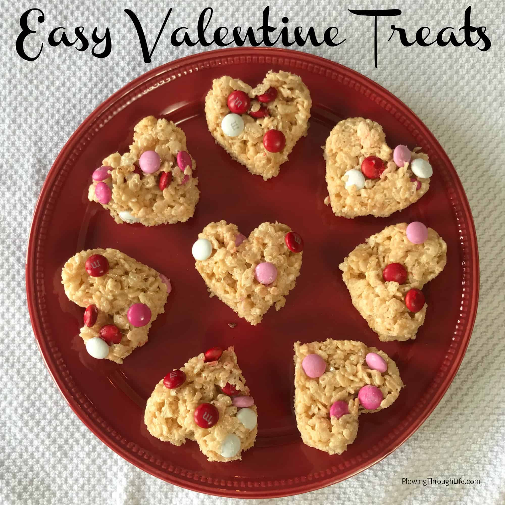 easy valentine treat