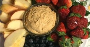 easy fruit dip recipe idea