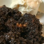 easy crock pot cake from cake box mix.