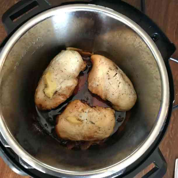 easy first instant pot recipe to make with chicken