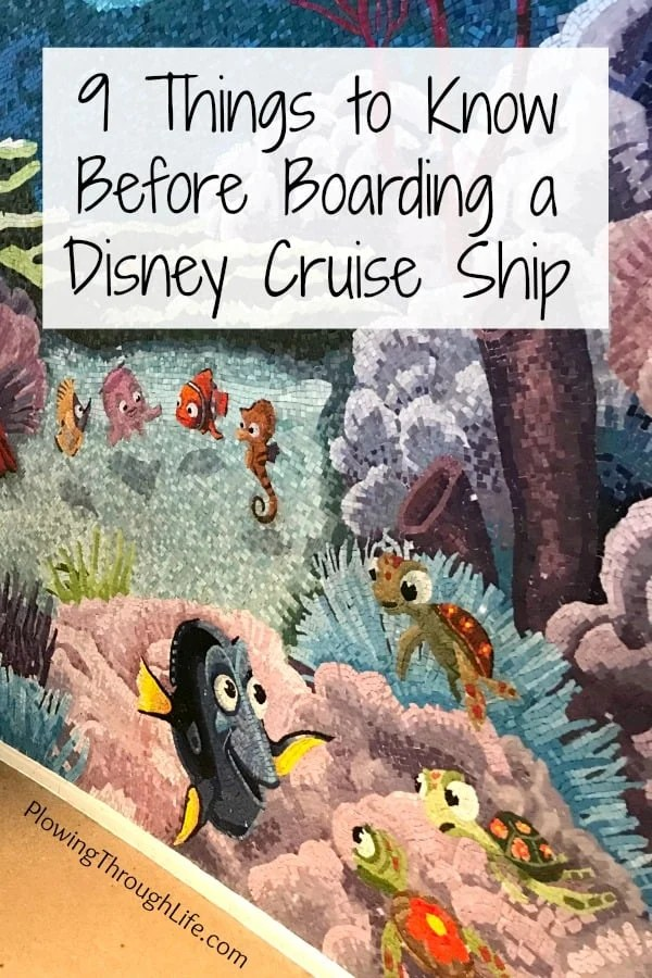 9 Things to Know Before Boarding a Disney Cruise Ship